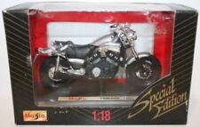 Motocicletas y quads de automodelismo y aeromodelismo Maisto color principal gris de escala 1:18