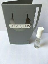 INVICTUS by Paco Pabbane  EDT sample spray vial 1.5 ml