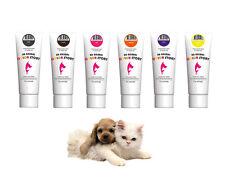 6 PCS Set  Dog Hair Dye Hair Coloring Hair Bleach Stylish Pet 50ml Professional