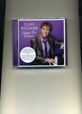 CLIFF RICHARD - STRONGER THRU THE YEARS - 2 CDS - NEW!!
