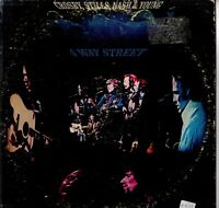 CROSBY, STILLS, NASH AND YOUNG--4 WAY STREET-- 2 LP ATLANTIC-SD2- 902  1971