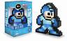 Pixel Pals Mega Man Capcom MEGAMAN Lights Up 002 PDP Collectible nuovo imballato