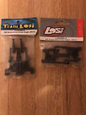 2 - Losi LOSA9861 RR Suspension Arms Graphite: JRX