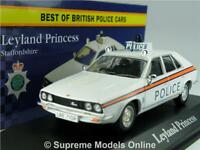 LEYLAND PRINCESS CAR MODEL STAFFORDSHIRE POLICE 1:43 CORGI VANGUARDS ATLAS T3Z