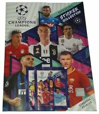 Champions League 2018-2019 Album vuoto 10 figurine Topps