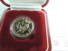 "Israel 1995 Holy Land Wildlife Song of Songs ""Fox and Vineyard"" 1/10oz Gold Coin"