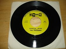 Trashmen/Castaways - Surfin Bird/Liar, Liar (45rpm. 1966) RARE split 45 EX/VG