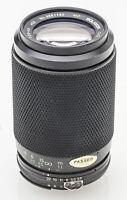Soligor MC Zoom+Macro C/D 75-205mm 75-205 mm Nikon f/3.8-4.8