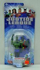 Justice League Attack Armor Martian Manhunter Mattel NIP 5 inch 2003 S189-11