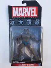 "Marvel universe Avengers Infinite figures 3.75"" NEUF/MOC Gris bête. H"