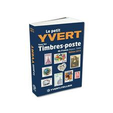 Le petit Yvert 2019 - Catalogue des timbres de France format poche.