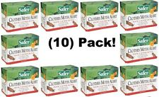 (10) ea Safer 07270 2 Pack Ready To Use Clothes Moth Alert Traps