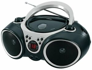 Jensen CD-490 Portable Sport Stereo CD Player with AM/FM Radio and Aux Line-i...