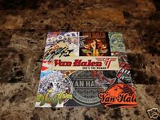 """Wolfgang Van Halen Rare Authentic Signed She's The Woman 45 7"""" Vinyl Record 2012"""