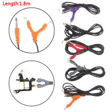 1.8m Soft Tattoo Clip Cord Tattoo Hook Line Silicone Tattoo Wire Cable Tat gFRFR