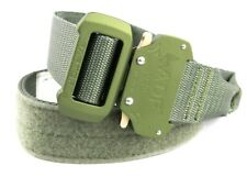 "Fusion Riggers Belt Foliage Green Large 38-43""/1.5"" Wide"
