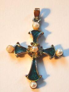 Alter Kettenanhänger Kreuz