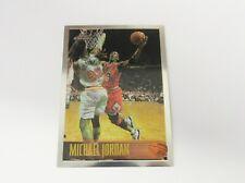 1996-97  Topps Chrome  Michael Jordan Card #139 NM