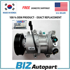 NEW OEM A/C COMPRESSOR W/ CLUTCH FOR 12-17 ACCENT 12-15 RIO 2.0L OE# 97701-1R100