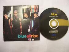 BLUE All Rise (True Blue Quiz) – 2001 UK CD-Rom – Nokia PROMO Card Sleeve – RARE
