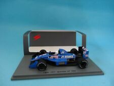Rene Arnoux Ligier Js31 #25 Japan GP Fórmula 1 1988 1 43 Spark
