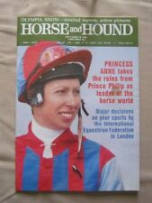 HORSE and HOUND - DEC 19 1986 -  PRINCESS ANNE LEADER OF THE HORSE WORLD