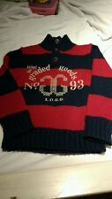 Logg sweater for boys size 5-6