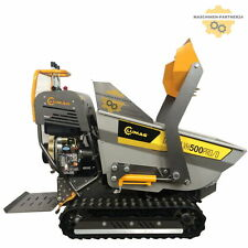 Lumag VH500Pro Vollausstattung Raupendumper Kettendumper Dumper Motorschubkarre