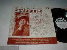 De Wayne Fulton HARPIST Warehouse Restaurant LP Private LA CA Lounge Night Club