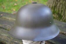 Austro - Hungarian Berndorfer m17 helmet  1st model