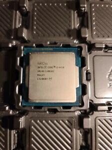 Intel Core i5-4430 3.00GHz Quad-Core (CM8064601464802) Processor