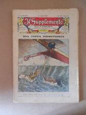 Il Supplemento della Domenica n°120  1923 ed. Picco & Toselli  [G757] BUONO