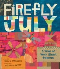Firefly July and Other Very Short Poems-ExLibrary