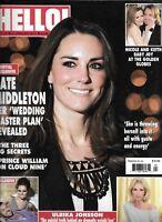 Kate Middleton Hello Magazine Golden Globes Ulrika Jonsson Jo Wood Mike Tindall