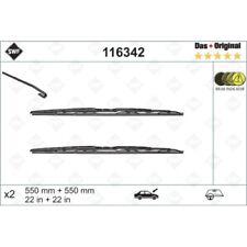 1 Wischblatt SWF 116342 DAS ORIGINAL SET passend für AUDI SEAT