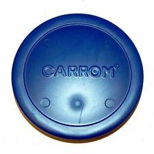 Carrom Premium 2 1/2 Inch Blue Glass Filled Air Powered Hockey Puck