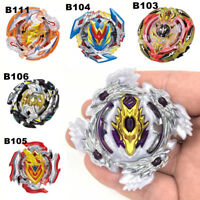 Metal Top Beyblade burst Toupie Fusion 4D Masters Launcher Children Christmas