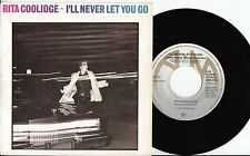 "Rita Coolidge - I`ll Never Let You Go / Shadow In The Nighti, 7"" Single VG+"