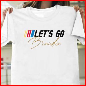 Let's Go Brandon Nascar Shirt Size S-5XL