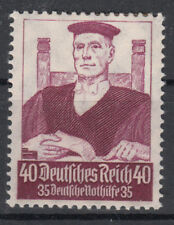 Briefmarken aus dem Deutschen Reich (bis 1945) als Einzelmarke mit Falz