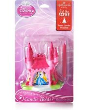 Disney Princess Cake Topper Birthday Party Decorations Candle