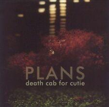 Plans by Death Cab for Cutie (CD, Aug-2005, Atlantic (Label))