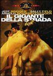 Dvd **IL GIGANTE DELLA STRADA** con Arnold Schwarzenegger nuovo 1986