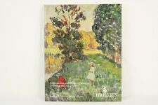 Catalogo asta Christie's London impressionista and modern dipinti d'azione 20.02.1990