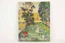 Auktionskatalog Christie's London Impressionist and Modern Paintings 20.02.1990
