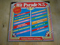33 tours hit parade 83 turbulence orchestra and singers
