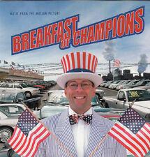 Breakfast of Champions-1999-Orig Soundtrack-14 Track-CD