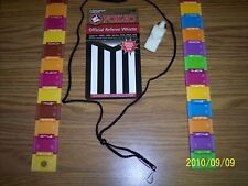 """Ref Whistle:Fox 40 Ivory""""Pearl"""" Official/Safety Whistle"""