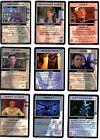 Babylon 5 Ccg Premiere Rare Cards Precedence 3/4