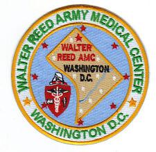 US ARMY POST PATCH, WALTER REED REGIONAL MEDICAL CENTER, WASHINGTON DC     Y